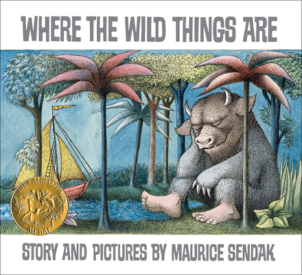Where the Wild Things Are (Caldecott Collection) Cover Image