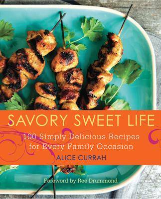 Savory Sweet Life Cover