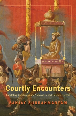 Courtly Encounters Cover