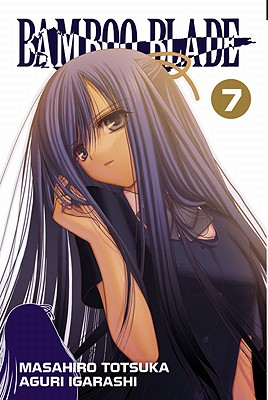 Bamboo Blade, Volume 7 Cover