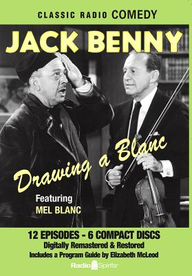 Jack Benny: Drawing a Blanc Cover Image