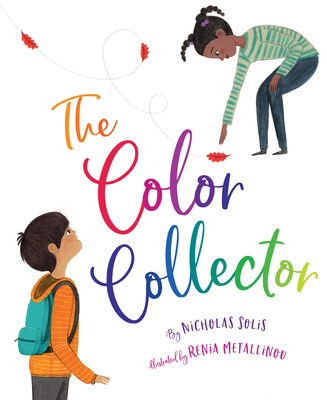 The Color Collector Cover Image