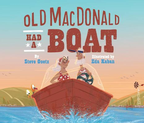 Old MacDonald Had a Boat Cover Image