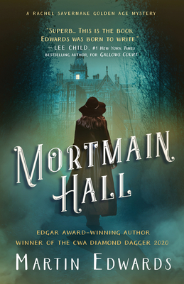Mortmain Hall Cover Image
