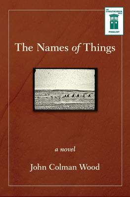 The Names of Things Cover Image