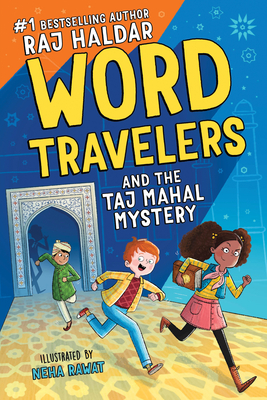 Word Travelers and the Taj Mahal Mystery Cover Image