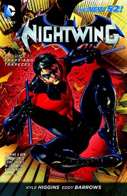 Nightwing Vol. 1 Cover