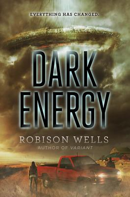 Dark Energy Cover Image