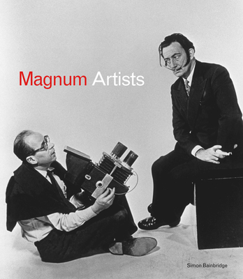 Magnum Artists: Great Photographers Meet Great Artists Cover Image
