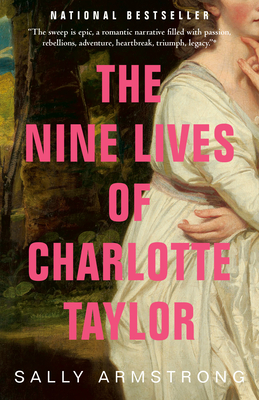 The Nine Lives of Charlotte Taylor Cover