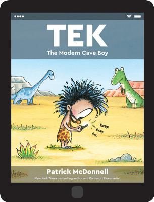 Tek: The Modern Cave Boy Cover Image