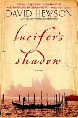 Lucifer's Shadow Cover