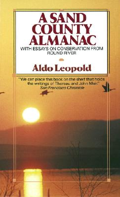 A Sand County Almanac Cover