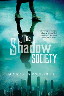 The Shadow Society Cover
