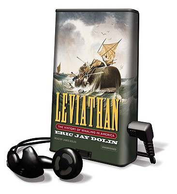 Leviathan: The History of Whaling in America [With Earbuds] Cover Image