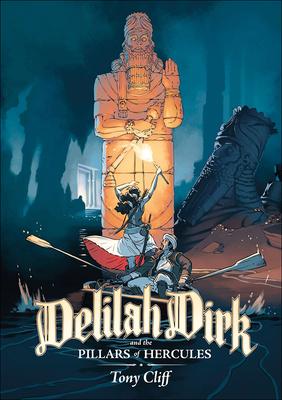 Delilah Dirk and the Pillars of Hercules Cover Image