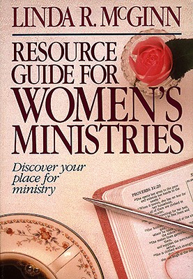 Resource Guide for Women's Ministries Cover