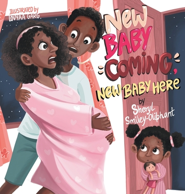 New Baby Coming, New Baby Here Cover Image