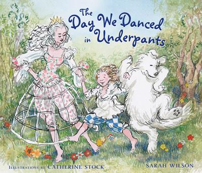 The Day We Danced in Underpants Cover