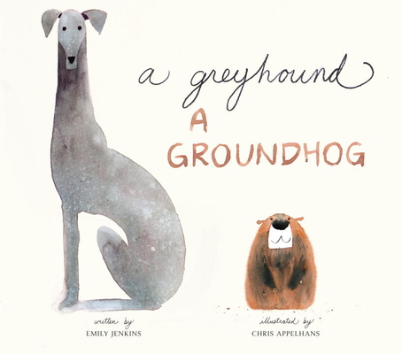 A Greyhound, a Groundhog Cover Image