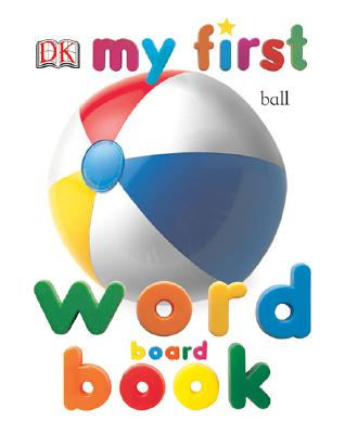 My First Word Board Book Cover Image