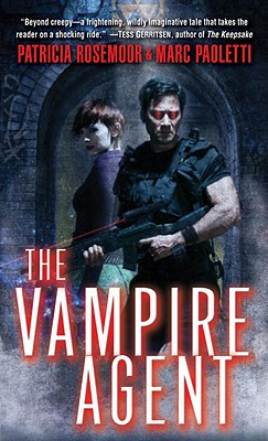 The Vampire Agent Cover