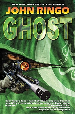 Ghost: Book I of Kildar [With CDROM] Cover Image