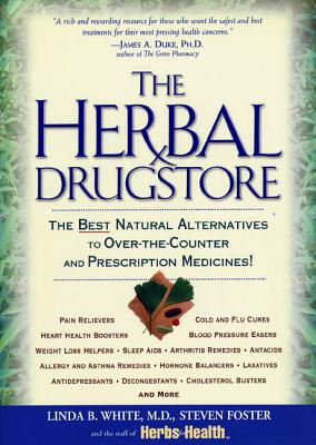 The Herbal Drugstore Cover