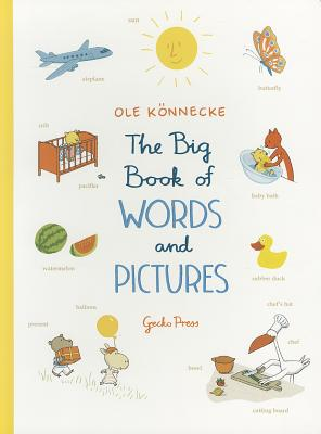 The Big Book of Words and Pictures Cover