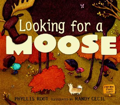 Looking for a Moose Cover Image