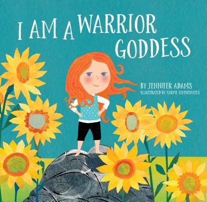 I Am a Warrior Goddess Cover Image