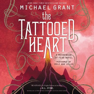 The Tattooed Heart Lib/E: A Messenger of Fear Novel Cover Image