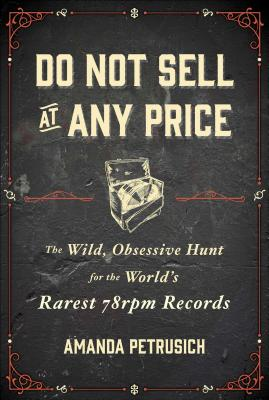 Do Not Sell at Any Price Cover