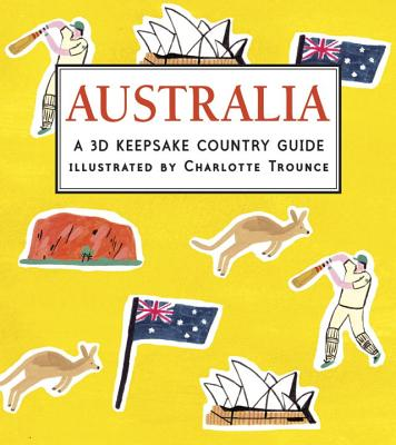 Australia: A 3D Keepsake Country Guide (Panorama Pops) Cover Image