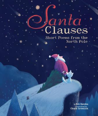 Cover for Santa Clauses