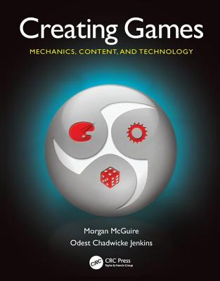 Cover for Creating Games