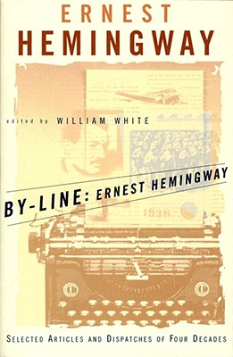 By-Line Ernest Hemingway Cover