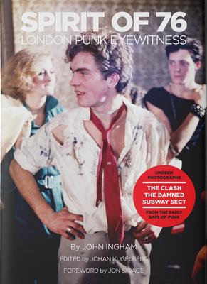 Spirit of 76: London Punk Eyewitness Cover Image