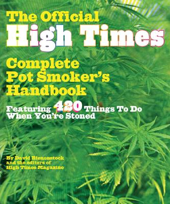 The Official High Times Pot Smoker's Handbook Cover