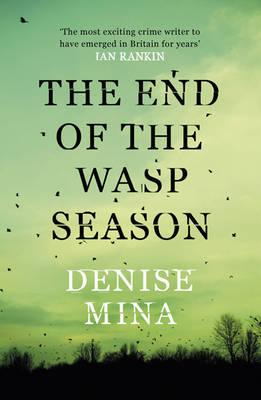 End of the Wasp Season Cover