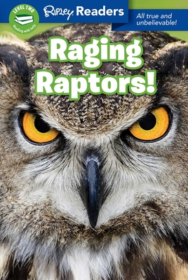 Ripley Readers LEVEL2 Raging Raptors! Cover Image