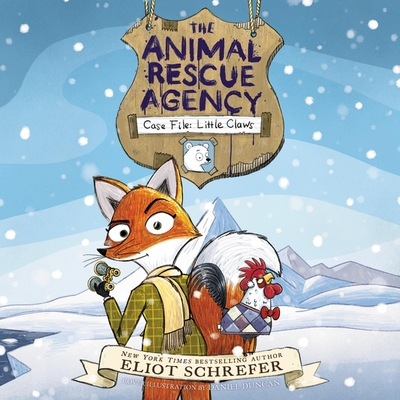 The Animal Rescue Agency #1: Case File: Little Claws Cover Image