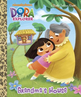 Grandma's House (Dora the Explorer) Cover