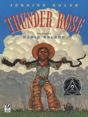 Thunder Rose Cover Image
