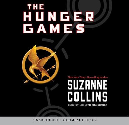 The Hunger Games - Audio Library Edition Cover Image