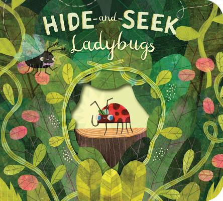 Hide-and-Seek Ladybugs Cover Image