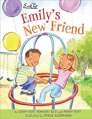 Emily's New Friend Cover