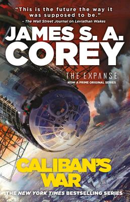 Caliban's War (The Expanse #2) Cover Image