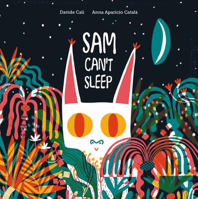 Sam Can't Sleep Cover Image
