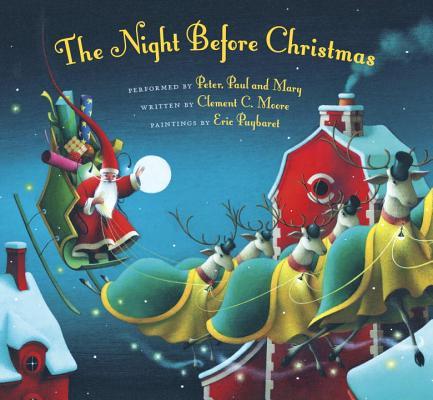 The Night Before Christmas [With CD (Audio)] Cover
